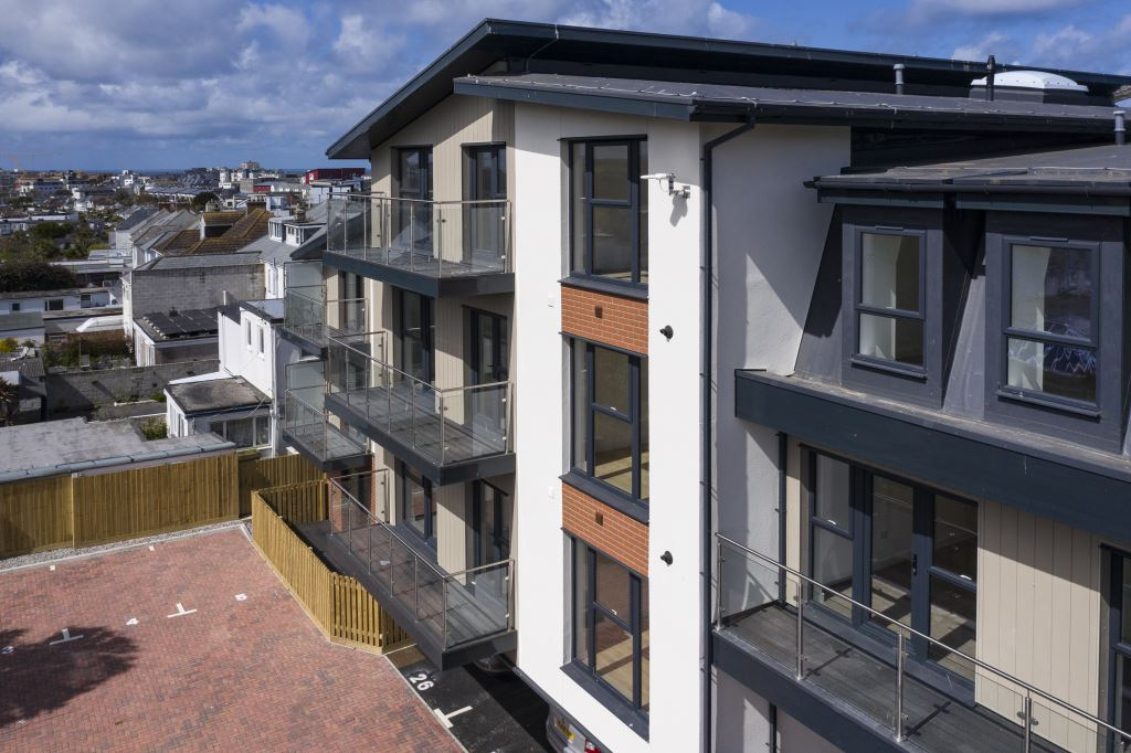 Tregover House Newquay 139 - Huge demand as Treveth launches new rental homes for local people in Newquay