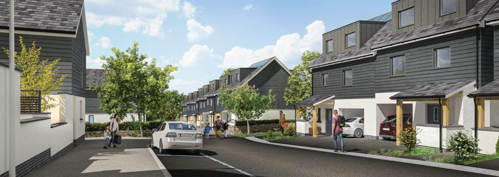 treveth homes 1024x364 - Building towards a net zero carbon future for Cornwall